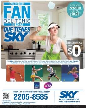 FAN de TENIS mundial ATP WTA - 19may14