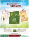 GIFT card selectos regalo perfecto para mama - 10may14
