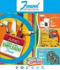 JUNIO mes del empleado FREUND el salvador ofertas 2014