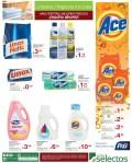 Linea de productos DETERGENTE ACE by PG - 15may14