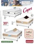 Los mejores descuentos en camas CAPRI buscalos SIMAN - 23may14