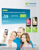 Mama tambien quiere un SELFIE movistar celulares - 22may14