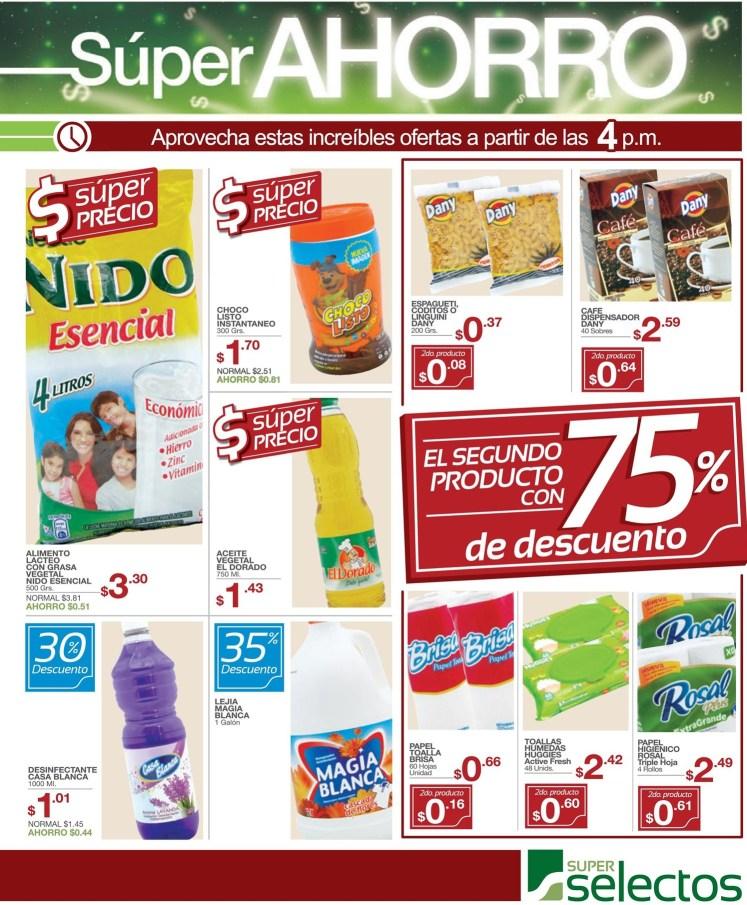 Miercoles 14may14 - Super Selectos Super Ahorro