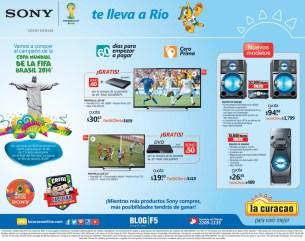 PRODUCTO SONY te lleva al mundial brasil 2014 - 13may14