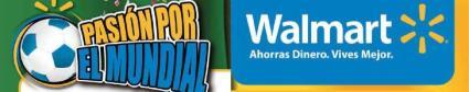 Pasion por el mundial WALMART guia de compras 10 - mayo 2014