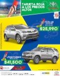 SAVINGS Toyota FORTUNER 2014 - 13may14