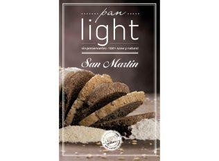 especialidades pan light sin preservante NATURAL san martin