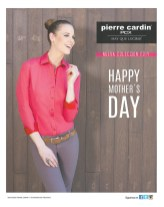 new collection 2014 happy MOTHERS DAY pierre cardin