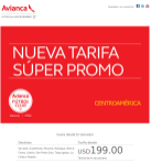 nueva tarifa SUPER PROMO avianca futbol club - 20may14