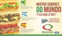nuevos sabores DO MUNDO brasil 2014