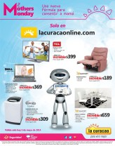 promociones MOTHERS MONDAY online shopping - 05may14