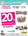 salas comedores recamras DisCOUNTS mothers day - 10may14