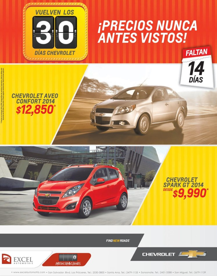 Comprar AUTO chavrolet confort 2014