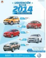 Continental Motors LIQUIDACON autos modelos 2014