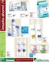Descuentos especiales en productos de belleza SUPER SELECTOS - 13jun14