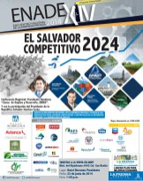 ENADE 2014 el salvador competitivo empresa privada ANEP