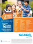 Encuentras estas promociones hoy en SEARS - 13jun14