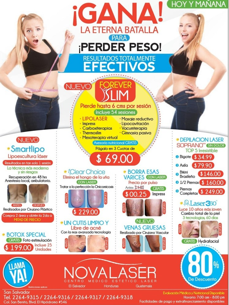 FOREVER SLIM body perfect clini beauty - 24jun14