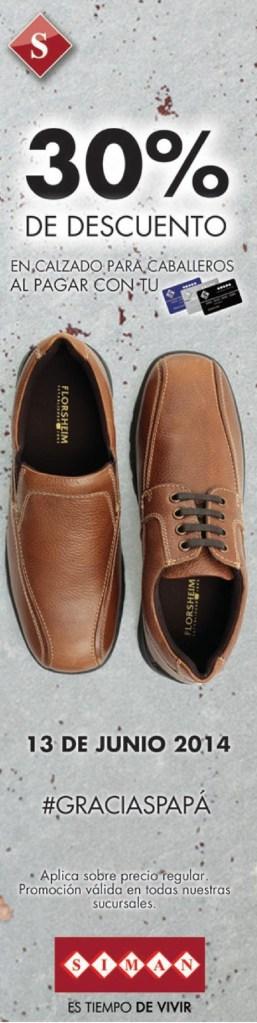 GRACIAS PAPA por eso te regalos unos bonitos zapatos - 13jun14