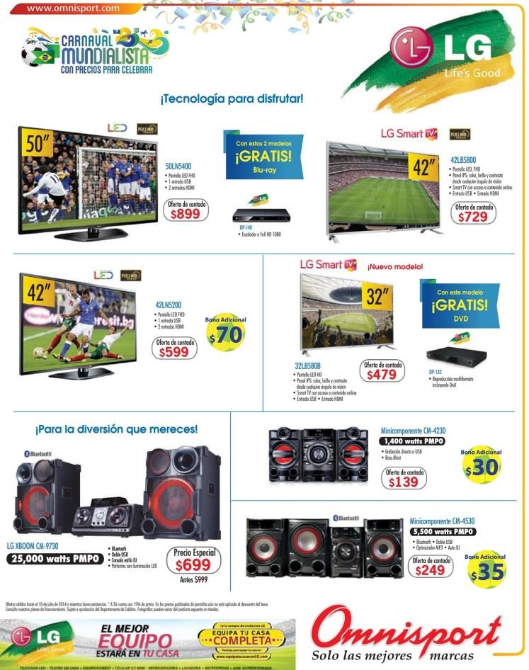 GRATIS DVD por tus compras de electrodomesticos - 27jun14