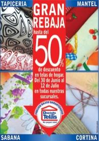 Gran rebaja de precios en DEPOSITO DE TELAS - 28jun14