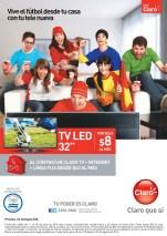 Linea fija internet TV CLARO - 23jun14