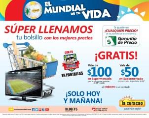 Promocion VALE de SUPERMERCADO por tus compras - 17jun14