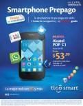 Promociones moviles ALCALTEL onetouch TIGO SMART - 23jun14