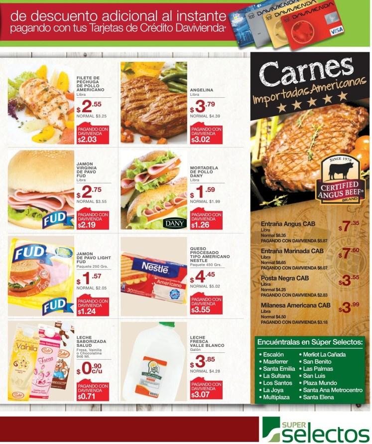 SUPER SELECTOS ofertas diarias con mucho ahorro - 04jun14