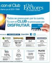 Tarjeta CLUB de lectores el diario de hoy - 02jun14