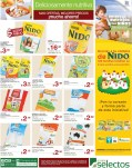 estas son las ofertas en leche SUPER SELECTOS - 28jun14