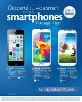 iPhone 5C Ofertas por tiempo limitado TIGO el salvador - 11jun14