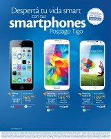 iPhone 5c PROMOTION tigo smart - 25jun14