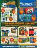 todo para celebrar FUTBOL mundialista WALMART promociones - 27jun14
