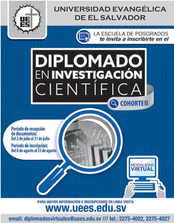 Diplomado Virtual en Investigacion Cientifica UEES