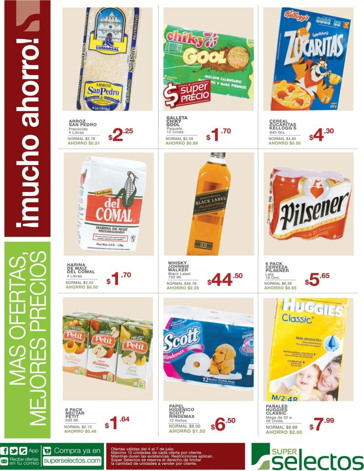 Los productos que buscas y necesitas con descuentos - 04jul14