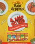 Salsitas de tomate NATURAS bajo de precio - 04jul14