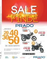 PRADO sale finde super descuentos hoy viernes - 29ago14