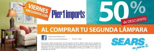 SEARS Viernes exclusivos con productos importados - 08ago14