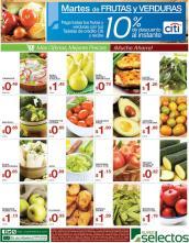 CIti bank discounts en super selectos - 23sep14