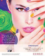 FALTAS tu beauty fest 2014 de almacenes siman