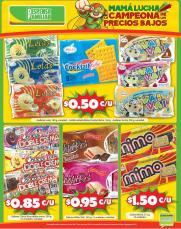 GALLETAS variedad ofertas y ahorro - 29sep14