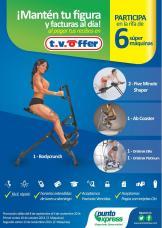 GANA Maquina para mantener tu figura bella y saludable - 29sep14