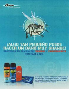 Insecticidas eficaz contra mosquito y zancudo DENGUE y CHINKUNGUNYA