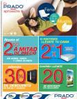 Lleva contigo los mejores productos PRADO ofertas - 19sep14