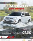 MITSUBISHI nativa automatic transmition 4x4 motor TDI high power