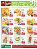 Medallones y alitas de pollo oferta - 03sep14