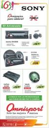 Omniprecio car audio system stereos XPLOD sony - 06sep14