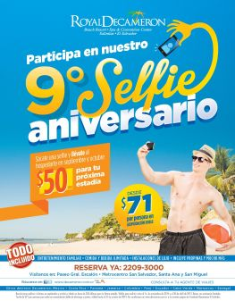 Promociones de playa el salvador royal decameron salinitas - 15sep14