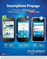 Redes sociales favoritas SMARTPHONE el salvador - 19sep14